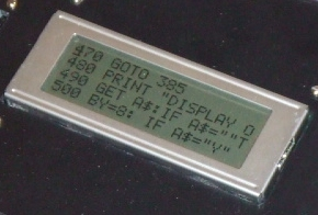 HD44780-compartible LCD display and STM32  « Electronics Fun