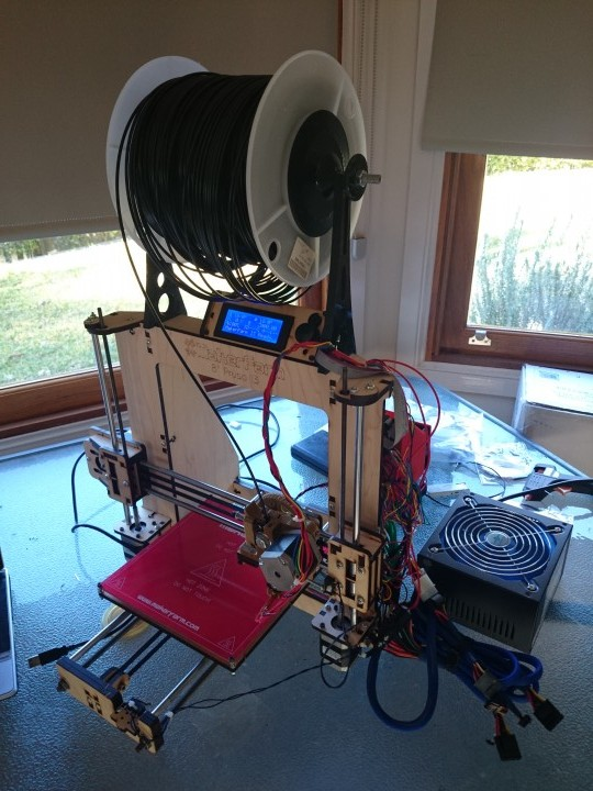 MakerFarm i3 8