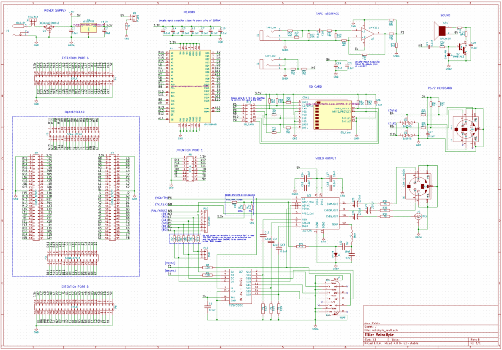 Retrobyte Schematics Rev.B
